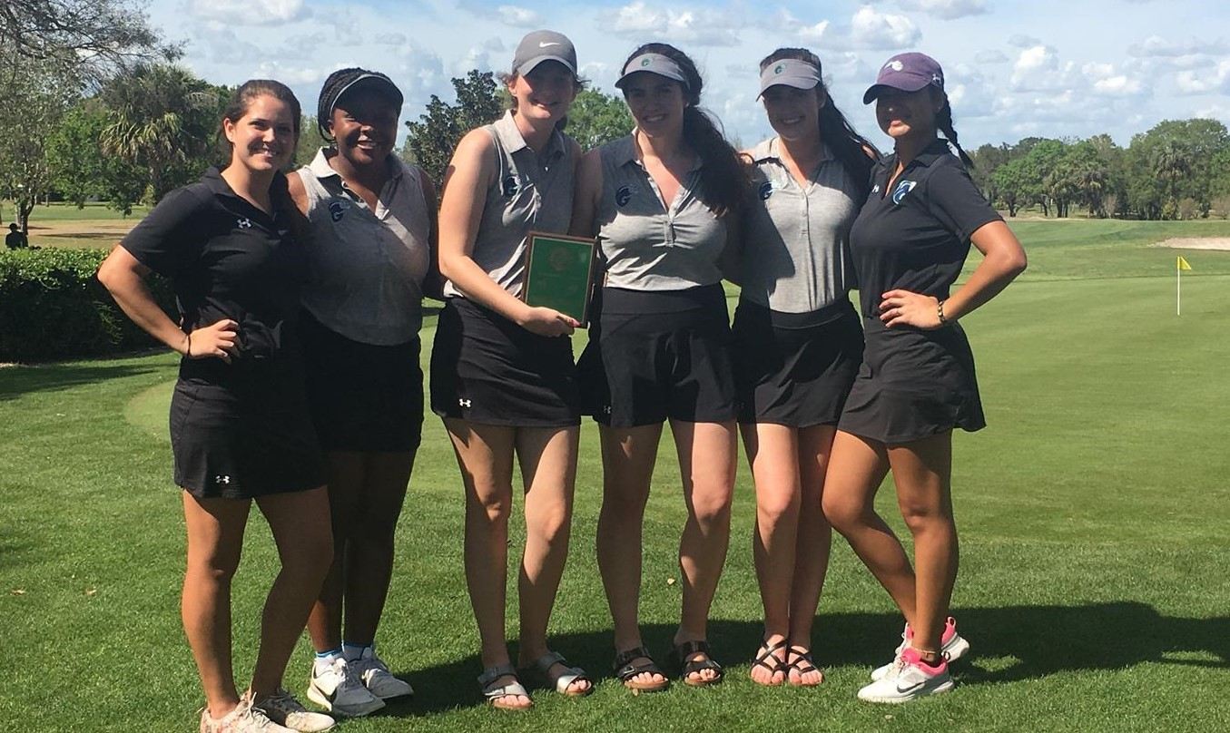 Golf Concludes Webber Start 2 Finish Vicioso Individual Medalist