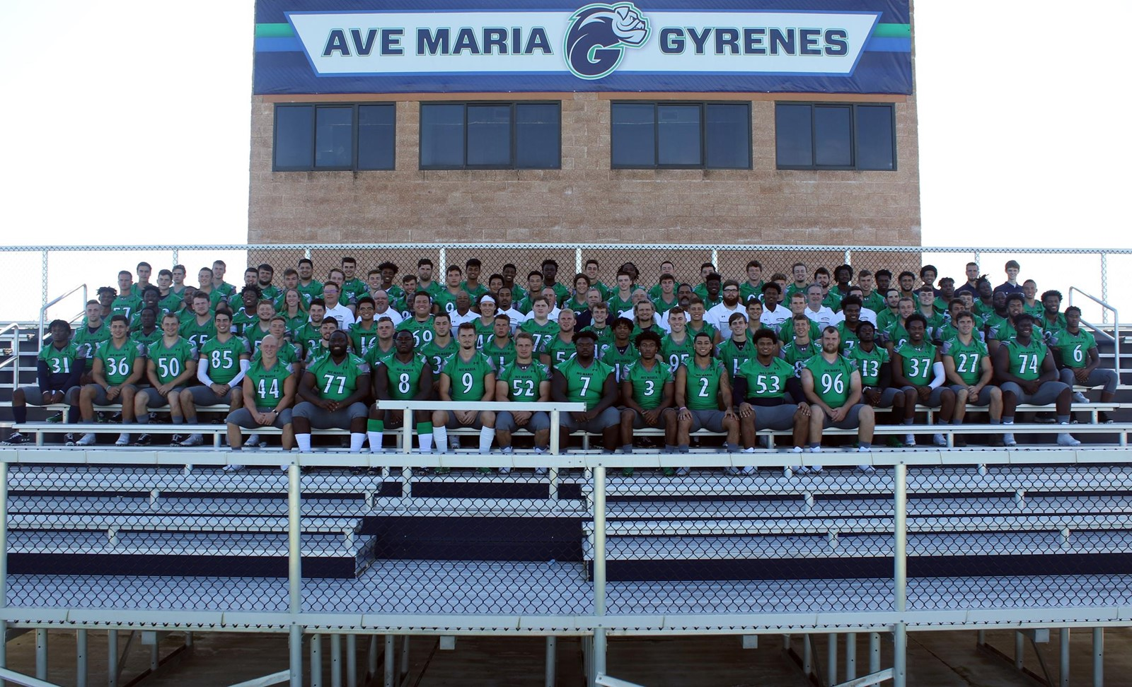 2019 Football Roster - Ave Maria University Athletics